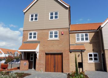 Thumbnail 3 bed semi-detached house to rent in Marina Court, Burton Waters, Lincoln