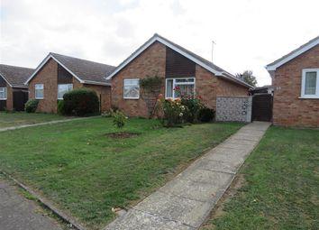 Thumbnail 2 bed detached bungalow for sale in Torrington Crescent, Wellingborough