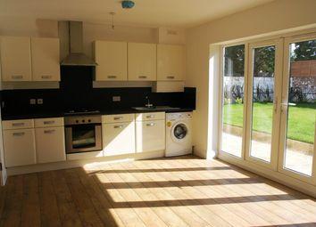 Thumbnail 1 bed flat to rent in Napier Road, Ashford Surrey
