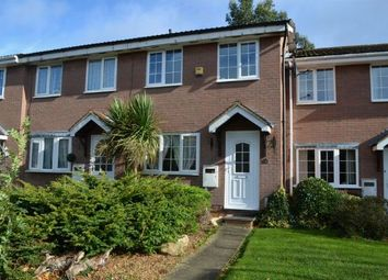 Thumbnail 2 bedroom terraced house for sale in Chepstow Close, St James, Northampton