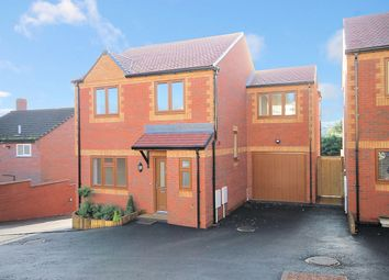 Thumbnail 4 bed detached house for sale in Holly Rise, Off The Lynch, Polesworth, Tamworth