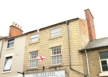 Thumbnail 1 bedroom flat to rent in King Street, Belper