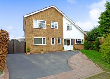 Thumbnail 5 bed detached house for sale in Nesfield Drive, Winterley, Sandbach
