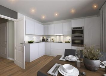 Thumbnail 1 bed flat for sale in Creekside, London