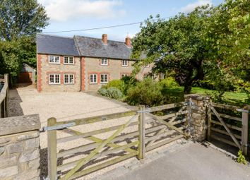 Thumbnail 5 bedroom detached house for sale in Goosey, Faringdon