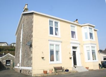 Thumbnail 4 bedroom flat for sale in 54 Ardbeg Road, Rothesay, Isle Of Bute