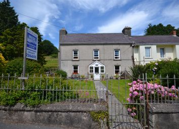 Thumbnail 6 bed semi-detached house for sale in Llansteffan, Carmarthen