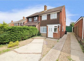 Thumbnail 3 bed semi-detached house for sale in Valerian Road, Hedge End, Southampton
