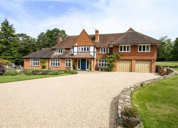 Thumbnail 6 bed detached house for sale in Compton Way, Farnham