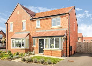 Thumbnail 3 bed semi-detached house for sale in Occleston Place, Middlewich, Cheshire