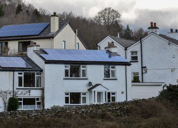 Thumbnail 2 bed semi-detached house for sale in Back Road, Lindale, Cumbria