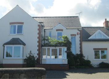 Thumbnail 4 bed detached house for sale in Ty Gwennol, 16 Parc Yr Onnen, Dinas Cross, Newport, Pembrokeshire