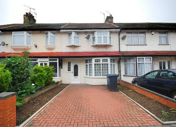 Thumbnail 3 bed end terrace house to rent in Manor Farm Road, Wembley, Middlesex