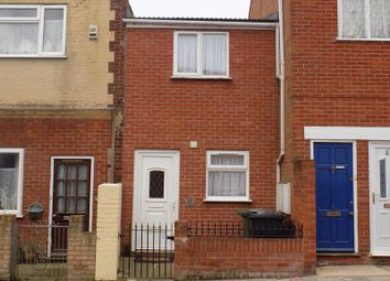 Thumbnail 1 bed terraced house to rent in Bells Road, Gorleston, Great Yarmouth