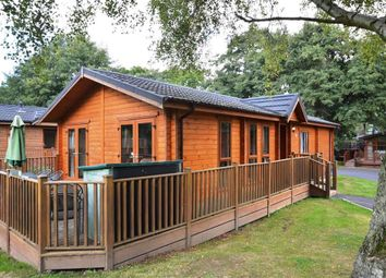 Thumbnail 3 bedroom lodge for sale in Bacton Road, North Walsham