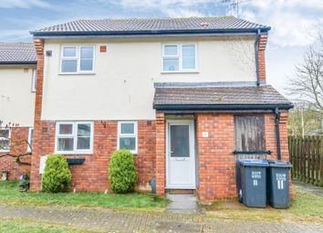 Thumbnail 1 bed flat for sale in Lincoln Close, Welwyn Garden City