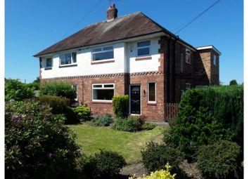 Thumbnail 3 bed semi-detached house for sale in Main Road, Shavington