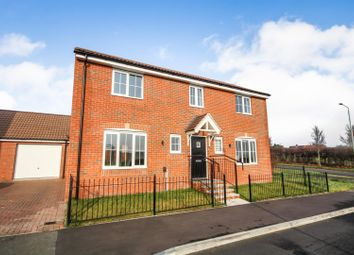 Thumbnail 4 bed detached house for sale in Whitedale Road, Calverton, Nottingham