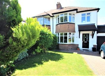 Thumbnail 3 bed semi-detached house to rent in Grange Road, Orpington, Kent