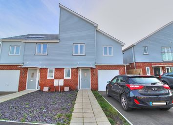 Thumbnail 4 bed semi-detached house for sale in Cornflower Crescent, Polegate