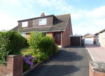 Thumbnail 3 bed semi-detached house for sale in 23 Suttle Close, Carlisle, Cumbria