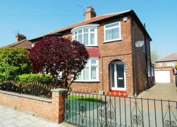 Thumbnail 3 bedroom semi-detached house for sale in Lodore Grove, Middlesbrough