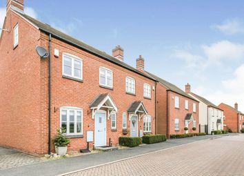 Thumbnail 3 bed semi-detached house to rent in Dovecot Close, Congerstone, Nuneaton, Warwickshire