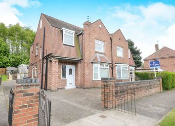 Thumbnail 3 bed semi-detached house for sale in Danebury Drive, Acomb, York