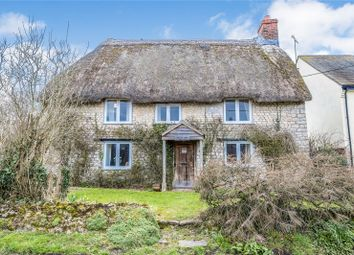 Thumbnail 3 bed detached house for sale in Hammond Street, Mappowder, Sturminster Newton, Dorset