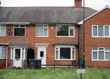 Thumbnail 3 bed terraced house for sale in Walmer Grove, Erdington
