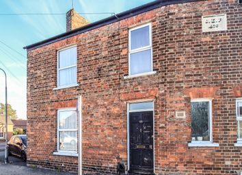 Thumbnail 2 bed end terrace house for sale in Westlode Street, Spalding