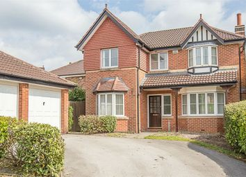 Thumbnail 4 bed detached house for sale in Calderburn Close, Horwich, Bolton