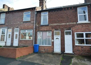 Thumbnail 2 bed terraced house to rent in Foljambe Road, Chesterfield, Derbyshire