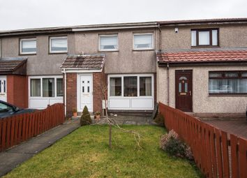 Thumbnail 2 bed terraced house for sale in Cunningham Drive, Harthill, Lanarkshire