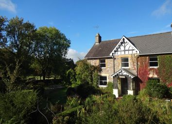 Thumbnail 6 bed property for sale in Coleford Road, Tidenham, Chepstow