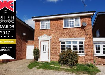 Thumbnail 3 bed link-detached house to rent in Western Approaches, Eastwood Borders, Southend On Sea