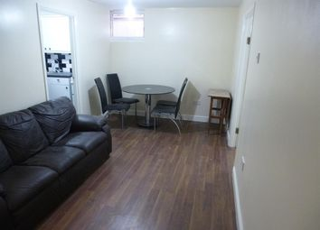 Thumbnail 1 bed flat to rent in Sea View Mansions, Sea View Road, Skegness