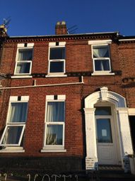 Thumbnail 1 bedroom flat to rent in Flat 6, 10 Stracey Road, Norwich, Norfolk