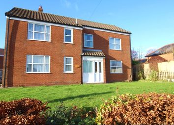 Thumbnail 4 bed detached house for sale in Beechwood The Green, Cranswick, Driffield