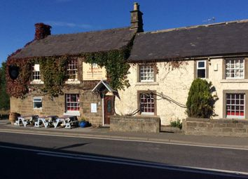 Thumbnail Commercial property for sale in The Cliff, Tansley, Matlock