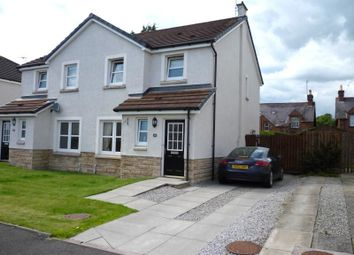 Thumbnail 3 bed semi-detached house to rent in Connolly Court, Dumfries