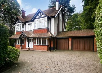 Thumbnail 6 bed detached house for sale in Farm Lane, Purley, Surrey