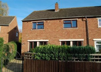 Thumbnail 3 bed semi-detached house for sale in St Peters Gardens, Weston Favell Village, Northampton