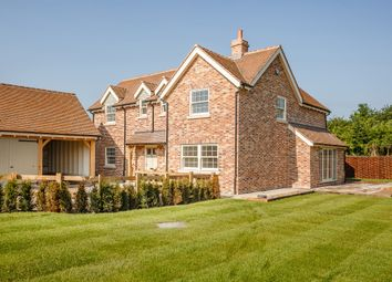 Thumbnail 4 bed detached house for sale in Little Brook, Potton Road, Royston