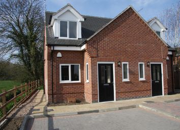 Thumbnail 2 bed semi-detached house to rent in Stoney Stanton, Chesterton Court