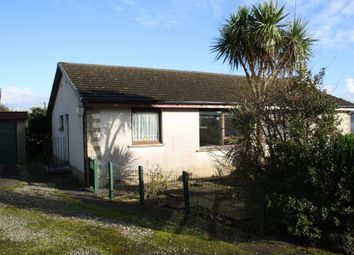 Thumbnail 2 bed semi-detached bungalow for sale in 52B Ardbeg Road, Ardbeg, Isle Of Bute
