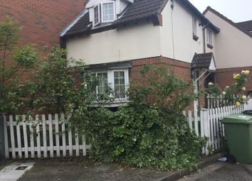 Thumbnail 1 bed end terrace house for sale in Nickelby Close, London