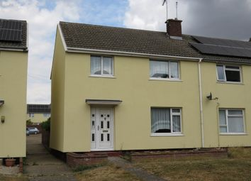 Thumbnail 3 bed end terrace house for sale in Leech Walk, Bury St. Edmunds