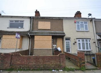 Thumbnail 4 bed terraced house for sale in Wellington Street, Grimsby