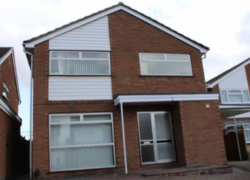 Thumbnail 4 bed detached house to rent in Kempton Close, Leamington Spa